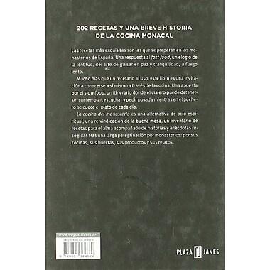 La cocina del monasterio / The Kitchen of Monastery: Recetas Para El Cuerpo Y El Alma / Recipes for Body an, New (9788401389689)