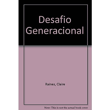 Desafio Generacional (Spanish Edition), Used Book (9789501521597)