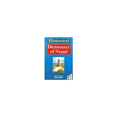 Historical Dictionary of Nepal, New Book (9788170945765)