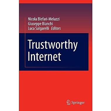 Trustworthy Internet, Used Book (9788847018174)