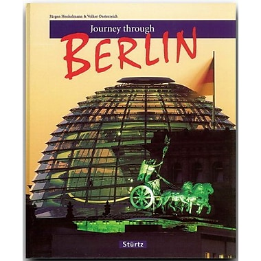 Journey Through Berlin (Journey Through series), Used Book (9783800315529)