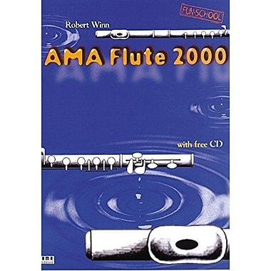 Winn : AMA Flute 2000 (Book/CD Set), New Book (9790700136383)