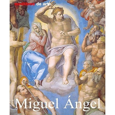 Miguel Angel Buonarroti: Mini De Arte (Spanish Edition), New Book (9783829029513)