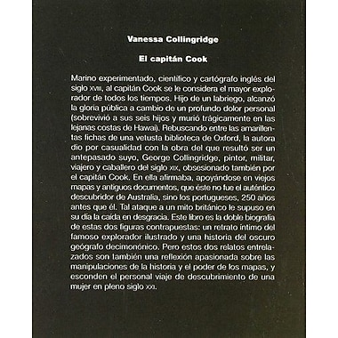 El Capitan Cook (Spanish Edition), Used Book (9788427028913)