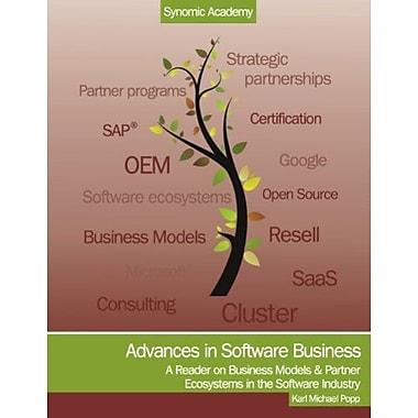 Advances in Software Economics, New Book (9783844804058)