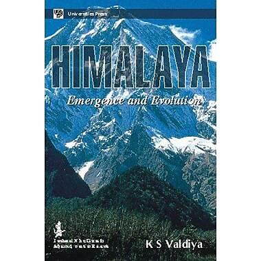 Himalaya: Emergence and Evolution, New Book (9788173713972)