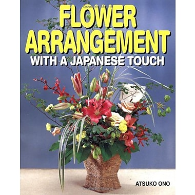 Flower Arrangement with a Japanese Touch, Used Book (9784889961300)