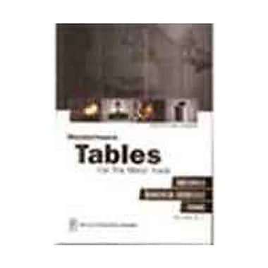 Westermann Tables for the Metal Trade, Used Book (9788122417302)