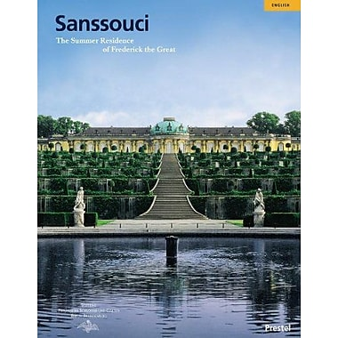Sanssouci (Guide Books on the Heritage of Bavaria & Berlin), New Book (9783791328744)