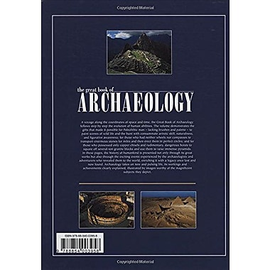 The Great Book of Archaeology, New Book (9788854003958)