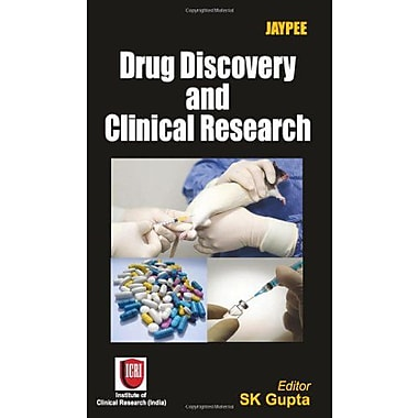 Drug Discovery and Clinical Research, New Book (9789350252727)