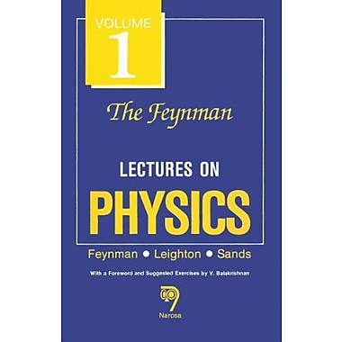 Feynman Lectures On Physics: Mainly Mechanics, Radiation And Heat: V. 1 (9788185015828)