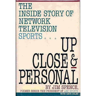 Up Close and Personal: The Inside Story of Network Television Sports, New Book (9785552184521)