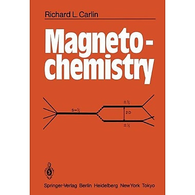Magnetochemistry, Used Book (9783642707353)