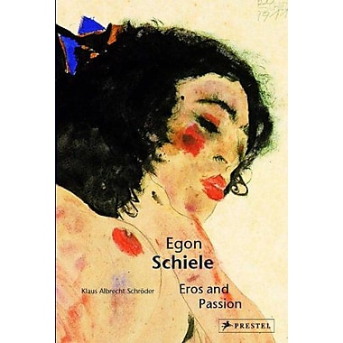 Egon Schiele: Eros and Passion (Pegasus Series), Used Book (9783791336008)