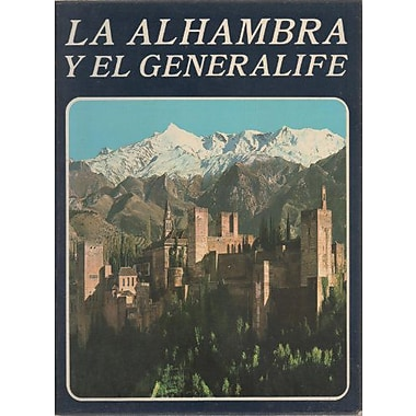 La Alhambra y el Generalife (Spanish Edition), New Book (9788471690234)