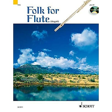 Folk for Flute: for 1-2 Flutes, Used Book (9783795756284)