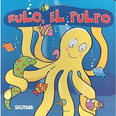 Rulo El Pulpo (Girasol/ Sunflower) (Spanish Edition) (9789501121902)