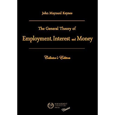The General Theory Of Employment, Interest And Money, Used Book (9783941579286)
