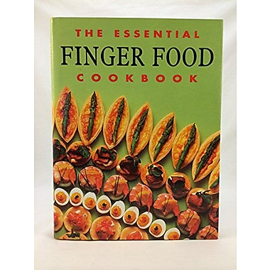 The Essential Finger Food Cookbook, New Book (9783829023146)