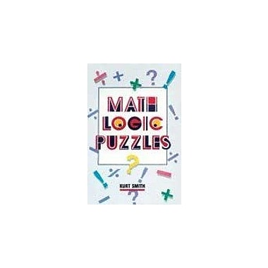 Math Logic Puzzles, New Book (9788122202380)