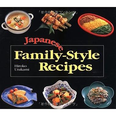 Japanese Family-Style Recipes (9784770015839)