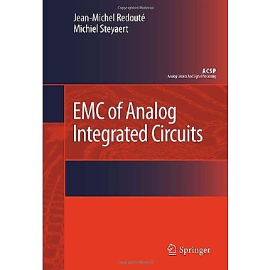 EMC of Analog Integrated Circuits (Analog Circuits and Signal Processing), Used Book (9789048132294)
