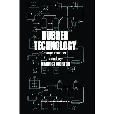 Rubber Technology : Third Edition, Used Book (9789048140107)