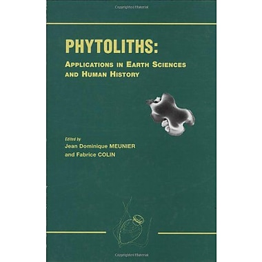 Phytoliths, Used Book (9789058093455)