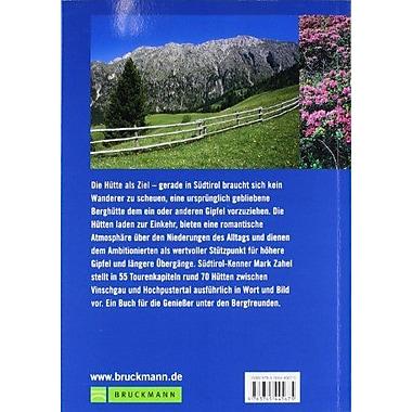 Huttenwandern In Sudtirol (9783765445675)