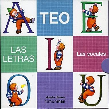 Las Vocales: Coleccion Las Letras Teo (Spanish Edition), New Book (9788448004156)
