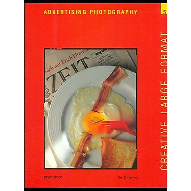 Advertising Photography (Creative Large Format), New Book (9783723100578)