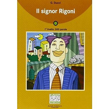 Il Signor Rigoni (Italian Edition), Used Book (9788889237649)