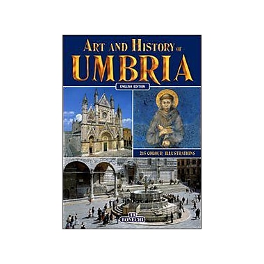 Art and History of Umbria, Used Book (9788870099843)