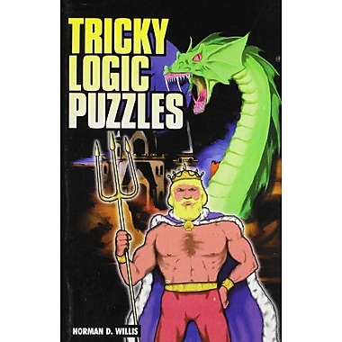 Tricky Logic Puzzles, New Book (9788122202236)