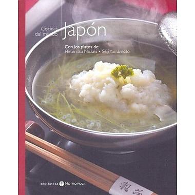 Japon - Cocinas del Mundo (Spanish Edition), Used Book (9788460950578)
