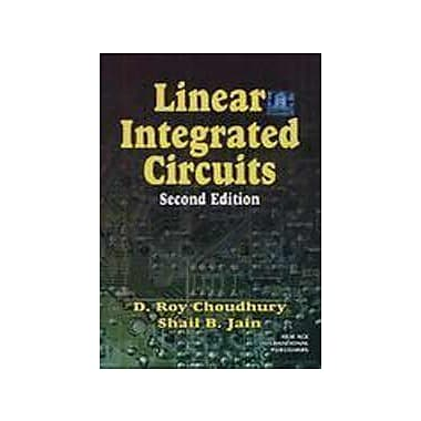 Linear Integrated Circuits, New Book (9788122414707)