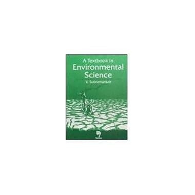 A Textbook In Environmental Science (9788173194108)