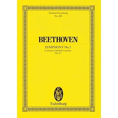 Symphony No. 5 C Minor: Op 67, Study Score, Used Book (9783795766184)