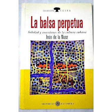 La Balsa Perpetua, New Book (9788492364916)