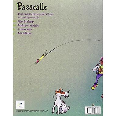 Pasacalle. Curso de espanol para ninos. 1 alumno (Spanish Edition), New Book (9788471436030)