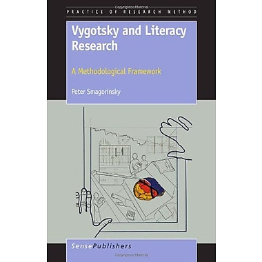 Vygotsky and Literacy Research: A Methodological Framework, New Book (9789460916946)
