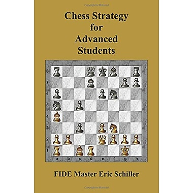 Chess Strategy for Advanced Students, New Book (9784871874427)