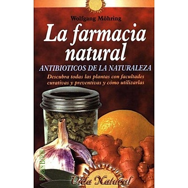 La Farmacia Natural (Spanish Edition), Used Book (9788479274276)