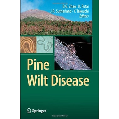 Pine Wilt Disease, New Book (9784431998389)
