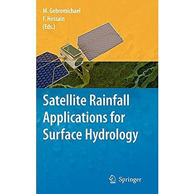Satellite Rainfall Applications For Surface Hydrology (9789048129140)
