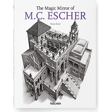 The Magic Mirror Of M.C. Escher (9783822837030)