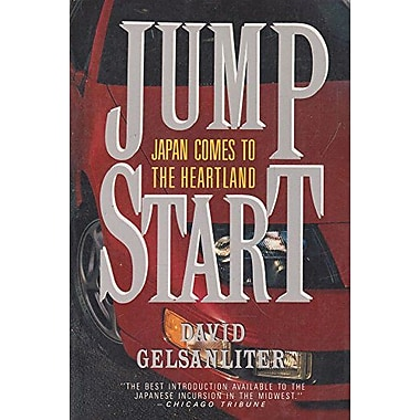 Jump Start: Japan Comes to the Heartland, Used Book (9784770017130)