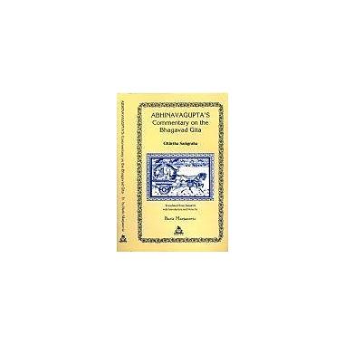 Abhinavagupta'S Commentary On The
