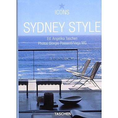 Sydney Style (Icons), Used Book (9783822832295)
